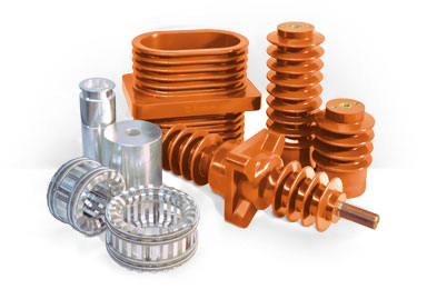 Insulators and Contact System